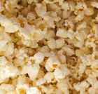 4oz bag of Gourmet Hickory Smoked Popcorn