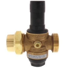 "Honywell DialSet Pressure Reducing Valve. Available in 3/4"" and 1""."