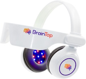 Brain Tap Guided Meditation Headset