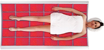 Light Stim Red Light Bed with Facial Add On