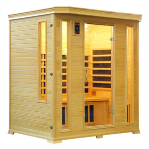 Vital Sauna Premier 4 Person Full Spectrum 240V