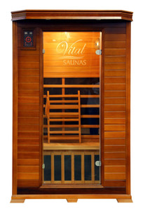 Vital Sauna Elite 2 Person