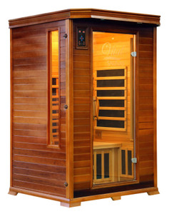 Vital Sauna Elite 2 Person Full Spectrum