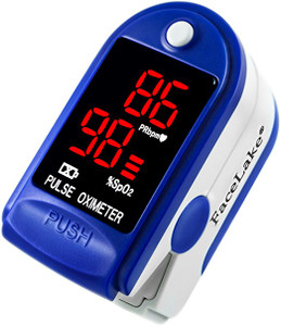 Oximeter - Measure Oxygen and Pulse