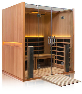 Clearlight Retreat ADA Sauna Cedar