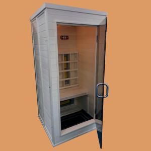 Therasauna Persona 1 Person Aspen Sauna