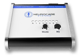 Neurocare 2 Port LED Light Therapy System