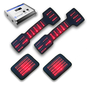 Neurocare 4 Port LED Light Therapy System - 2 Boots + 2 Local