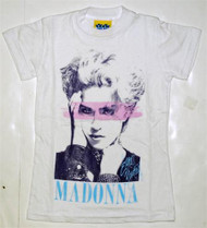 Madonna Girls T-Shirt by Junk Food Clothing