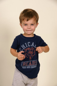 NFL Chicago Bears Kids T-Shirt by Junk Food Clothing
