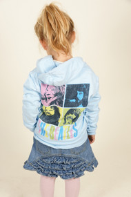 The Beatles Let it Be Girls Hoodie by Junk Food Clothing