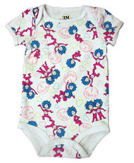 Dr. Seuss Things in Action Baby Bodysuit