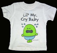 David & Goliath Lil Mr. Cry Baby Toddler T-Shirt