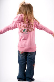 Girl Scouts I'm A Smart Cookie Hoodie by Junk Food Clothing