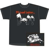 Office Space PC Load Letter Mens T-Shirt