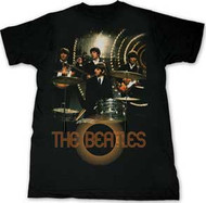 The Beatles Live Mens T-Shirt