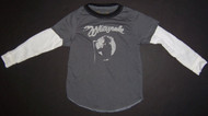 Whitesnake Vintage 2Fer Kids T-Shirt by Rowdy Sprout