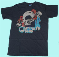 Mens Grateful Dead Feather T-Shirt by Junk Food Clothing