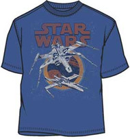 STAR WARS MY SQUADRON MENS LIGHTWEIGHT TEE SHIRT