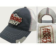 Coors Light Bottle Opener Hat