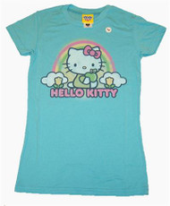 Hello Kitty Girls T-Shirt by Junk Food Clothing