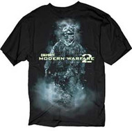 CALL OF DUTY MODERN WARFARE KEY ART MENS TEE SHIRT