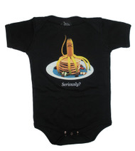 Denny's Pancakes Infant Snapsuit