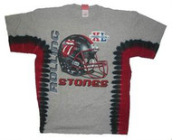 Commemorative Rolling Stones Super Bowl XL NFL Mens T-Shirt