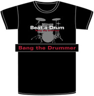 Beat a Drum Mens T-Shirt