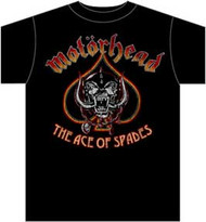 Motorhead Ace of Spades Mens T-Shirt