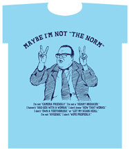 Saturday Night Live Not the Norm Mens T Shirt