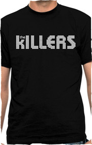 KILLERS LOGO MENS TEE SHIRT