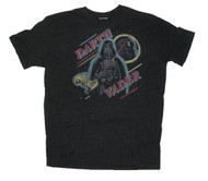 Cool Darth Vader T-Shirt on a Junk Food Tri-Blend Tee Shirt