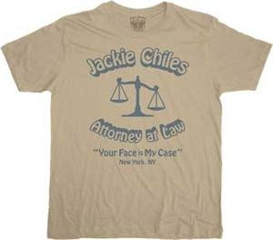 Seinfeld T-Shirt featuring Attorney Jackie Chiles