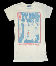 Cool rock t-shirt by Junk Food Clothing featuring The Who