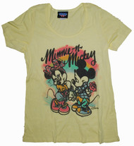 Cool Mickey Mouse T-Shirt with Minnie