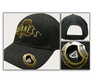 Guinness Beer Bottle Opener Hat