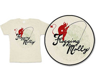 Flogging Molly Devil Juniors Tee Shirt
