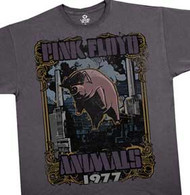 Pink Floyd Big Man Pig Man T-Shirt