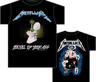 Metallica Metal Up Tee Shirt
