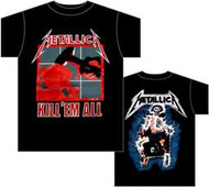 Metallica Kill Em All Mens T-Shirt