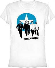 Entourage The Boys Juniors Tee Shirt