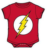 DC Comics The Flash Baby Bodysuit