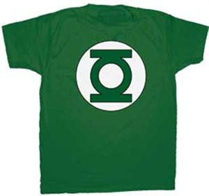 Green Lantern Logo Mens T-Shirt