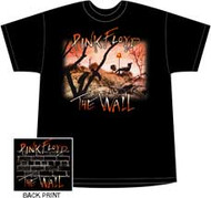 Pink Floyd The Wall Meadow T-Shirt