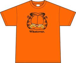 Garfield Whatever Mens T-Shirt