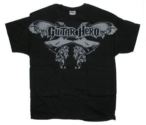 Mens Guitar Hero T-Shirt