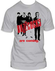 The Buzzcocks Are Coming Mens Tee Shirt