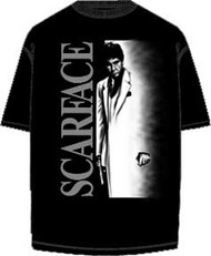 Scarface Airbrush Poster Mens Tee Shirt