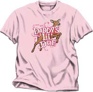 Daddy's Little Doe Toddler Tee Shirt